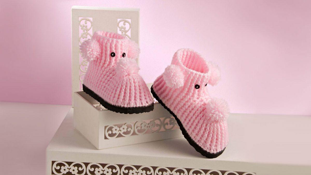 sapatilha rosa cachorrinho super bebê