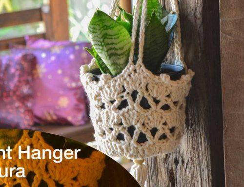 Receita Plant Hanger Natura